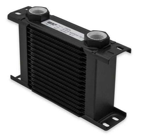 Earls 19 Row Ultrapro Cooler Narrow Black