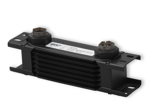 Earls 7 Row Ultrapro Cooler Narrow Black