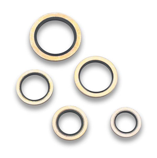 Earls 7/16 Dowty Seal - Pkg. Of 2