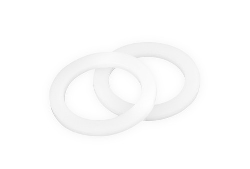 Earls -8An Ptfe Washers - 2 Pack