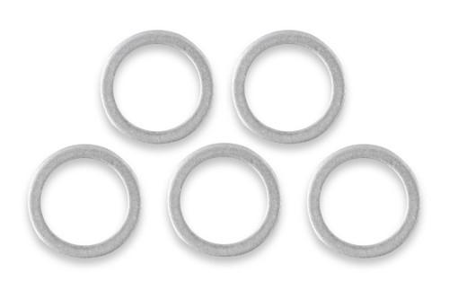 Earls Aluminum Crush Washer - 18Mm (5 Pack)