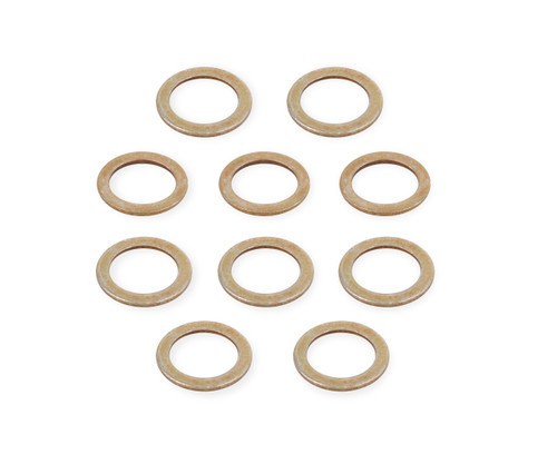 Earls -5 Copper Crush Washer - Pkg. Of 10