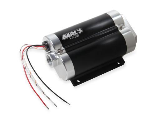 Earls Earls Fuel Pump, Dbl Lo Flow Dual Inlet