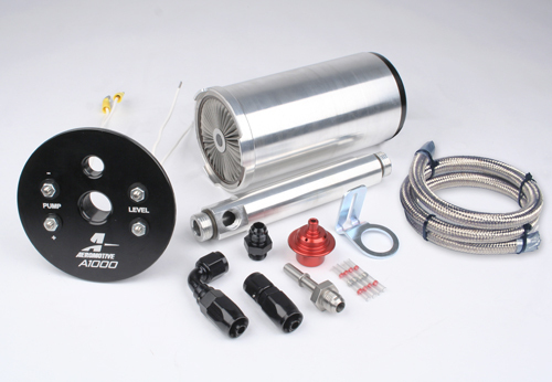 Aeromotive Eliminator Vette Stealth Kit