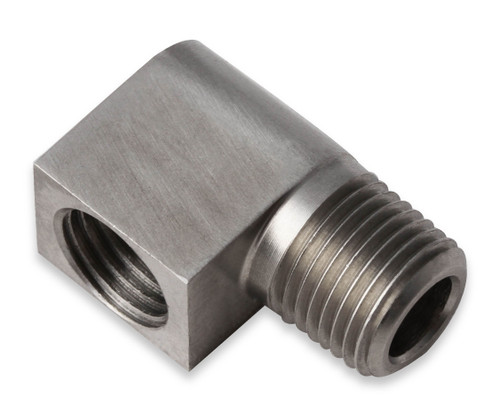 Earls 90 Degree 1/8 Npt Male To 10Mm X 10 Conc