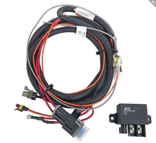 SPAL Electric Fan High Output (H.O.) Relay Kit