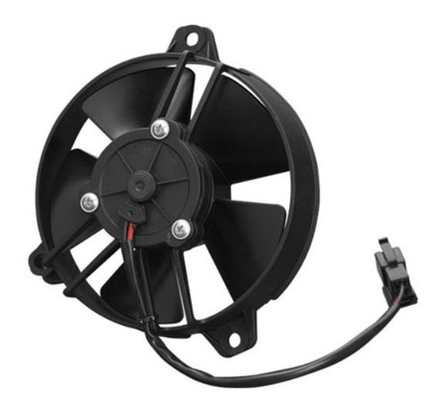 """SPAL 5.20"""" Inch Electric Fan Pusher Style Low Profile 307CFM 5 Paddle Style blades"""