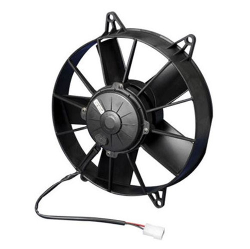"""SPAL 10.00"""" Inch Electric Fan Puller Style High Performance 1115 CFM 5 Paddle Style blades"""