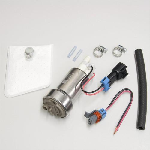 Walbro 450lph E85 Compatible Universal Fuel Pump & Installation Kit