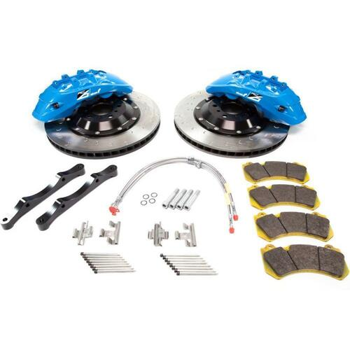 Alcon RC6 Sky Blue Front Brake Kit for Nissan GT-R R35