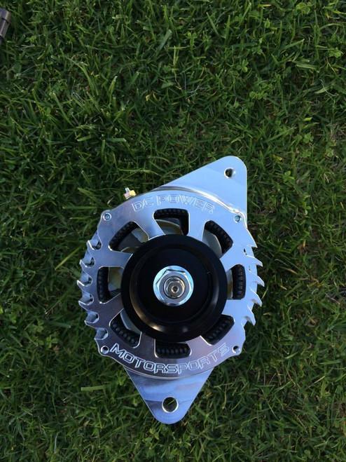 DC Power  Inc. 180 AMP HP High Output Alternator for Nissan Skyline RB Motors