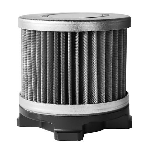 Setrab HyperFlow High Performance Engine Oil Filter Silver M20 x 1.5 Thread