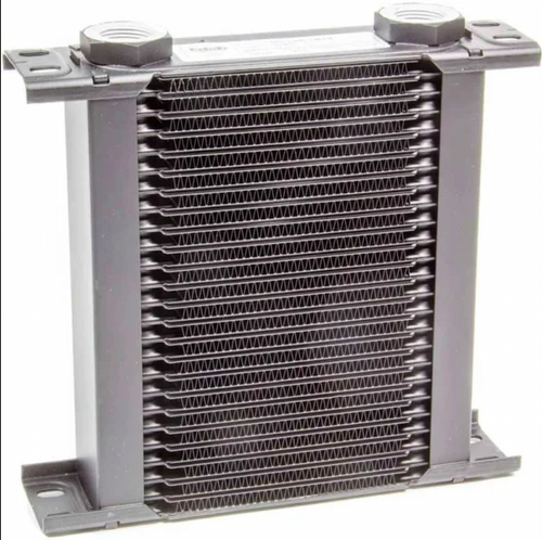 Setrab 65-Row Series 1 Oil Cooler 2 with M22 Ports