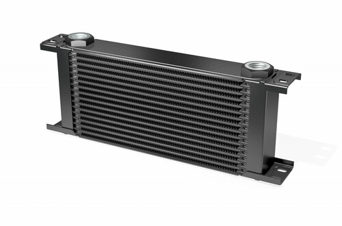Setrab 40 Row Series 6 Oil Cooler with M22 Ports