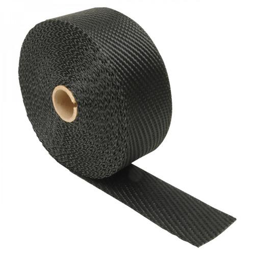 "Design Engineering Black Titanium Exhaust Manifold Wrap 2"" x 25'"