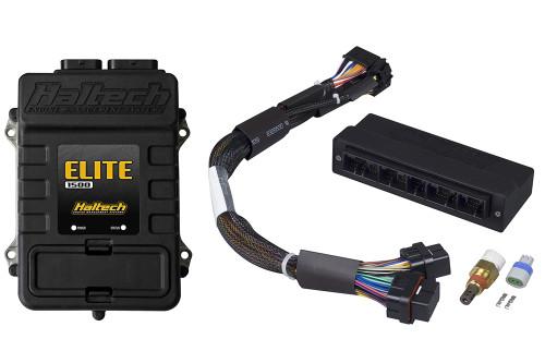 Haltech Elite 1500 + Nissan 200SX/Silvia S15 & S14A S2 Plug 'n' Play Adaptor Harness Kit