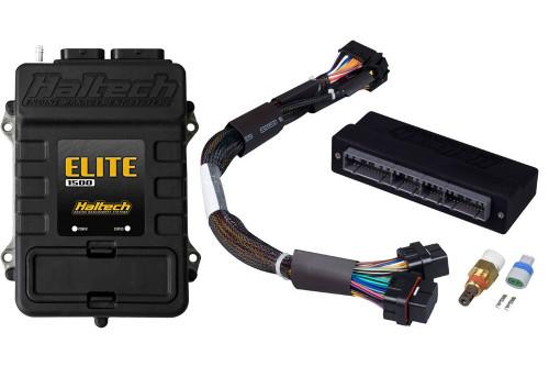 Haltech Elite 1500 + Mitsubishi EVO 1-3 Plug 'n' Play Adaptor Harness Kit