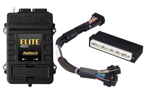 Haltech Elite 2500 + Subaru WRX MY06-10 Plug 'n' Play Adaptor Harness Kit