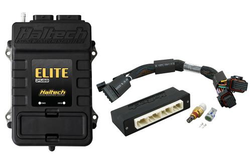 Haltech Elite 2500 + Subaru Liberty/Legacy Gen 4 3.0R & GT Plug 'n' Play Adaptor Harness Kit