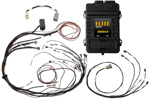 Haltech Elite 1500 + Mazda 13B S4/5 CAS with IGN-1A Ignition Terminated Harness Kit