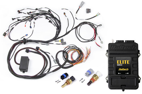 Haltech Elite 2500 + Terminated Harness Kit for Nissan RB Engines (no ignition sub-harness)