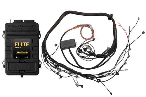 Haltech Elite 2500 + Toyota 2JZ HPI6 Terminated Harness Kit