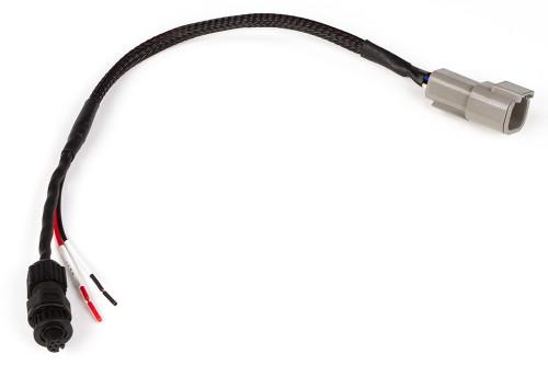 Haltech CAN Adaptor Loom DTM-4 to 6-pin Circular Connector