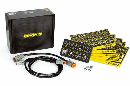 Haltech CAN Keypad 8 button (2x4)
