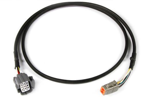 Haltech NTK wideband adaptor harness 1200mm