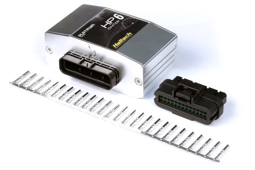 Haltech HPI6 - High Power Igniter - 15 Amp Six Channel with Plug & Pins