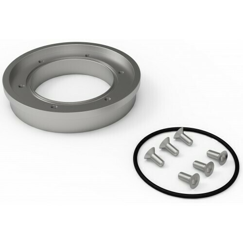 Fueled By AI Aviation Fuel Cap Weld-on Flange