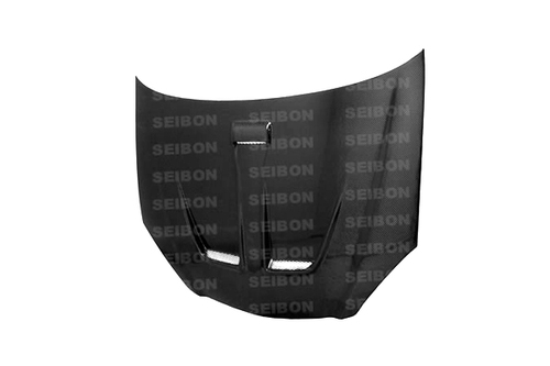 Seibon MG Style CARBON FIBER HOOD CARBON FIBER HOOD ACURA RSX (DC5) 2002-2007