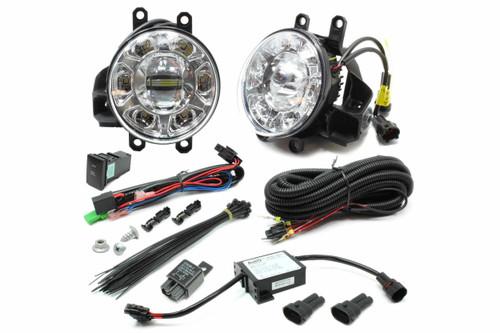 Auer Automotive LED DRL & Fog Light System: Toyota Tundra (SR5, Ltd, TRD, 1794, Plat) (14-18)