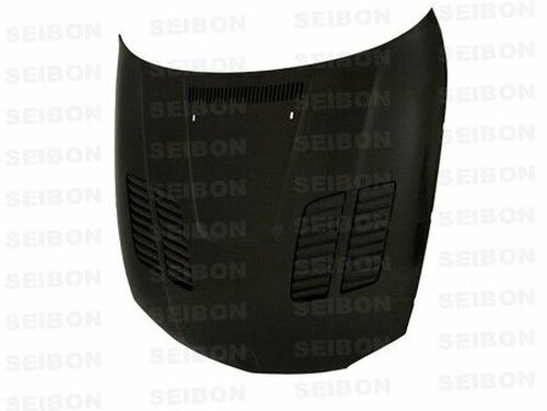 Seibon GTR Style CARBON FIBER HOOD CARBON FIBER HOOD BMW 1 SERIES 2DR/HB (E81/E82) 2008-2011