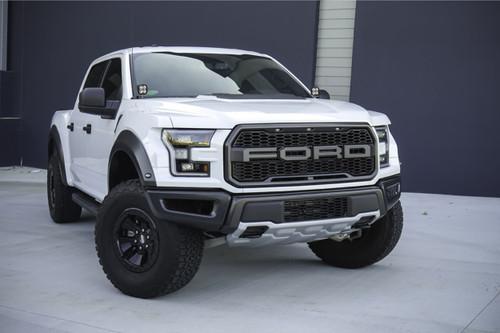 Baja Designs A-Pillar LED System: Ford F150 Raptor (15-19)  (Squadron Sport)