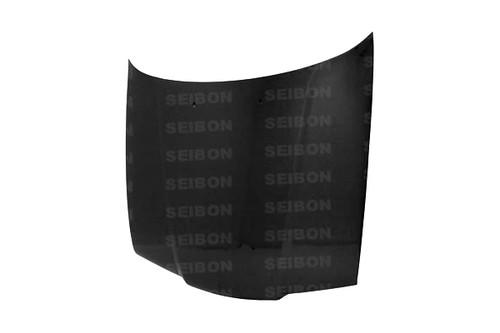 Seibon OEM Style CARBON FIBER HOOD CARBON FIBER HOOD BMW 3 SERIES 4DR (E36) 1992-1998
