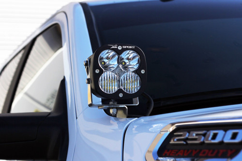 XL R Sport LED Light Pods: (Each / Clear / Wide Cornering Beam)