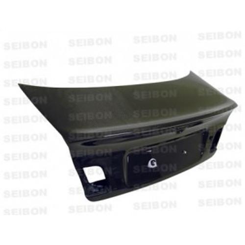 Seibon CSL Style CARBON FIBER TRUNK/HATCH CARBON FIBER TRUNK/HATCH BMW 3 SERIES 4DR (E46) 1999-2004