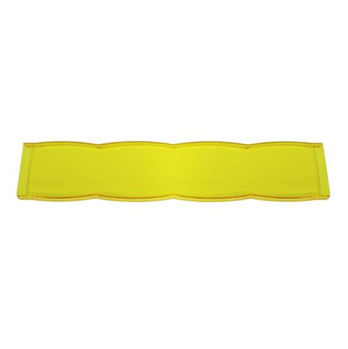 "10"" Light Bar Cover / Rock Guard (Amber / S8 series)"
