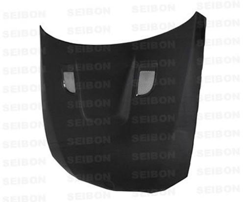 Seibon BM Style CARBON FIBER HOOD CARBON FIBER HOOD BMW 3 SERIES 2DR (E92) Excl. M3 & Convertible 2007-2010