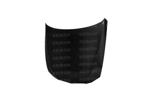 Seibon OEM Style CARBON FIBER HOOD CARBON FIBER HOOD BMW 3 SERIES 2DR (E92) Excl. M3 & Convertible 2007-2010