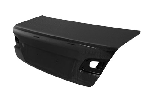 Seibon CSL Style CARBON FIBER TRUNK/HATCH CARBON FIBER TRUNK/HATCH BMW 3 SERIES 2DR (E92) Excl. M3 & Convertible 2007-2010