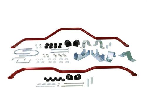 Nolathane Sway bar - vehicle kit - REV013.0014