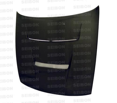 Seibon DV Style CARBON FIBER HOOD BMW M3 SERIES 2DR (E92) 2007-2010