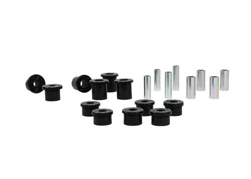 Nolathane Control Arm Kit - REV027.0058