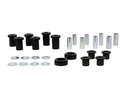 Nolathane Control Arm kit - REV027.0060