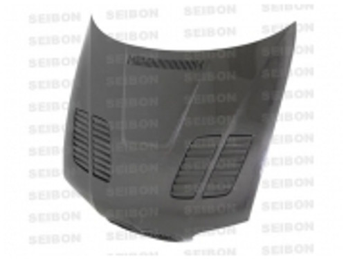 Seibon GTR Style CARBON FIBER HOOD BMW M5 SERIES (F10)  2010-2013