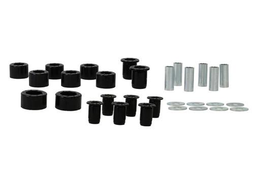 Nolathane Control arm - bushings - REV043.0040