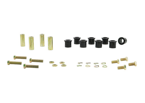 Nolathane Control arm - inner and outer bushing - REV053.0008