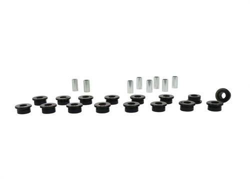 Nolathane Control arm - lower inner and outer bushing - REV053.0010